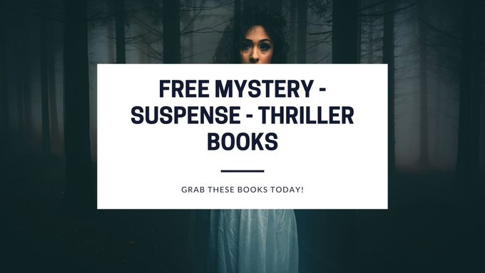 Looking for a #thriller, #suspense or #mystery #book?  The books in this selection are completely #free. Check them out today.    #bookstagram #readingcommunity #books #BookRecommendations #amreading #writerslift #kindlebargains #kindledeals #freebooks