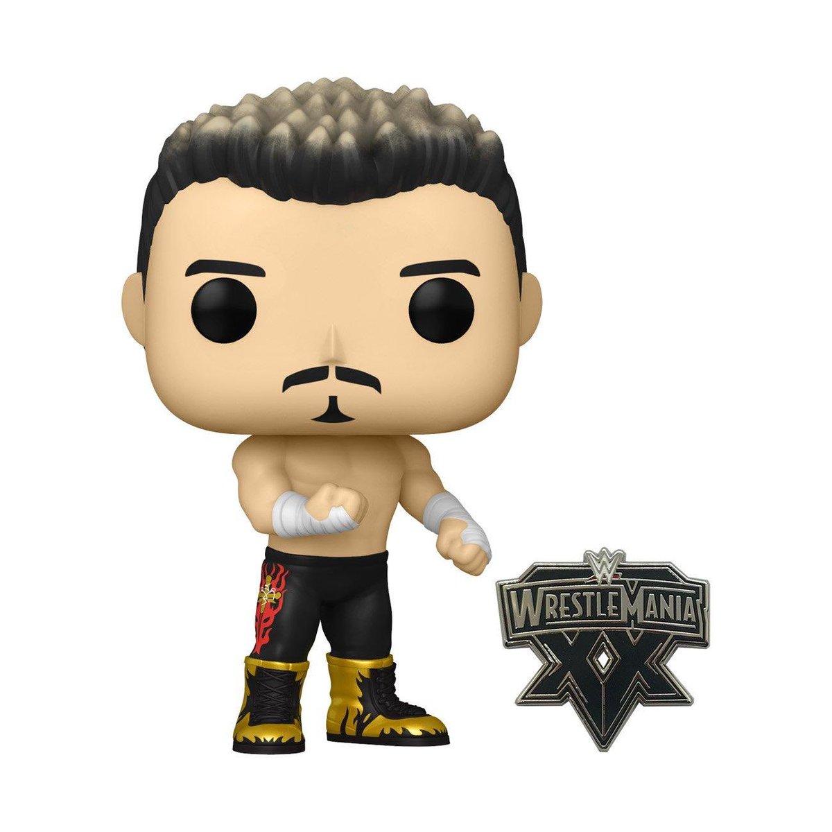 Preorder Now: GameStop exclusive Eddie Guerrero with pin! #Funko #Ad .