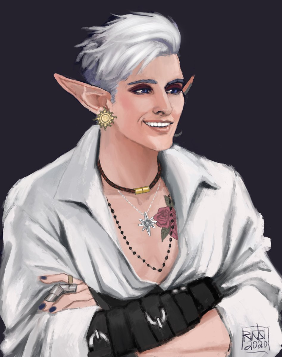 #dndartists   i'm rinji/ringo and i do some art that is dnd-related