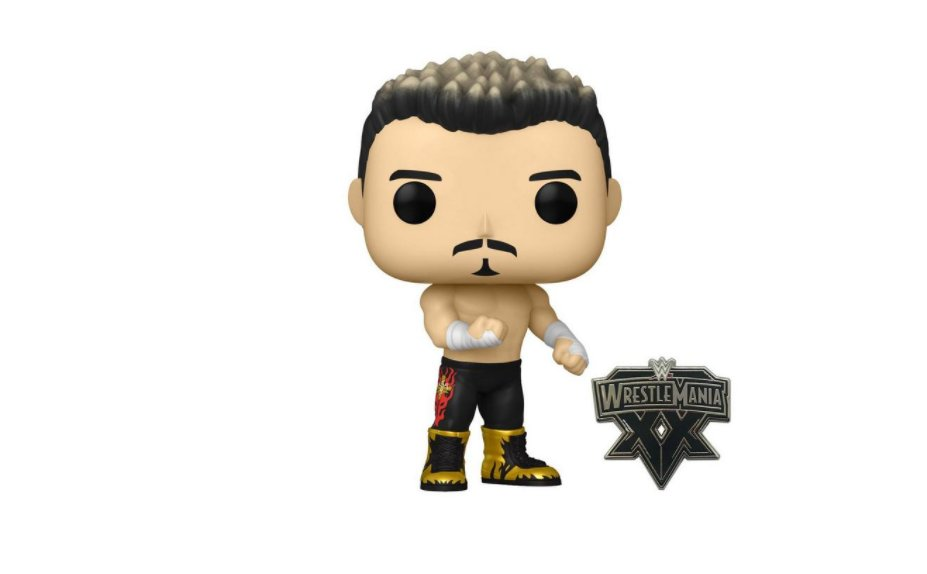 WWE: WrestleMania Eddie Guerrero with Pin Only at GameStop  Get HERE:   #ad