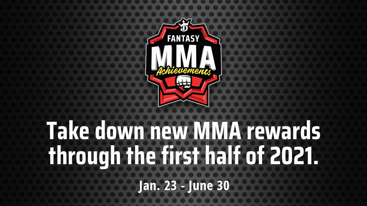 Ready for this weekend's big fight? Earn rewards and boost your status by completing MMA Achievements:
