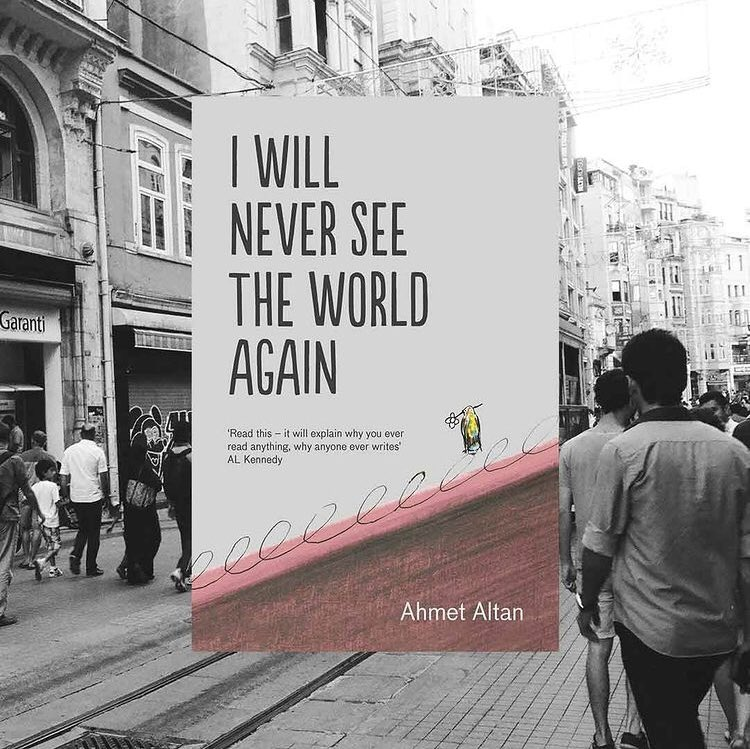 Why I Will Never See the World Again by Ahmet Altan was a perfect book club read:  #BookRecommendations #bookspodcast