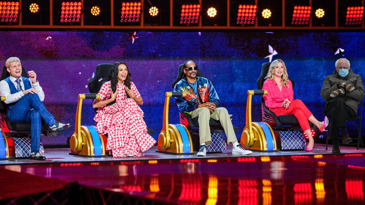 Join our ✨all-star✨ judges for an all new @GoBigShowTBS TONIGHT.💥