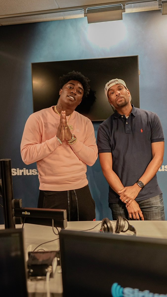 Yeah this is a #tbt but the homie @fredobang always been A1 since Day1! We bout to chop it up on @hiphopnation. Tune in on @siriusxm Ch44 or catch it on the #SiriusXM app!!! #InTheNameOfGee #StillMostHated #WEOUTCHEA