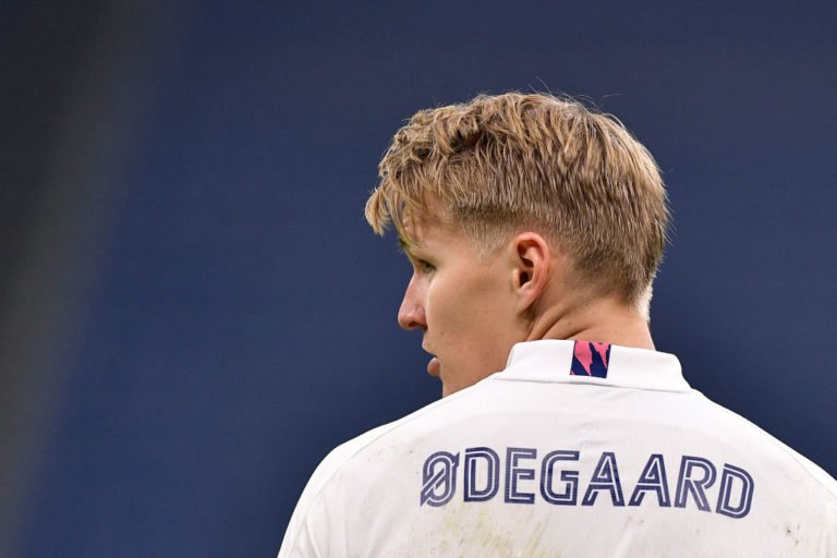 "Monreal on Odegaard  ""He's surprised me a lot, When you see him in training and playing, you realise that he's a special player. And, as a person too, he's a good lad,""  #COYG #AFC #Gunners #Arsenal"