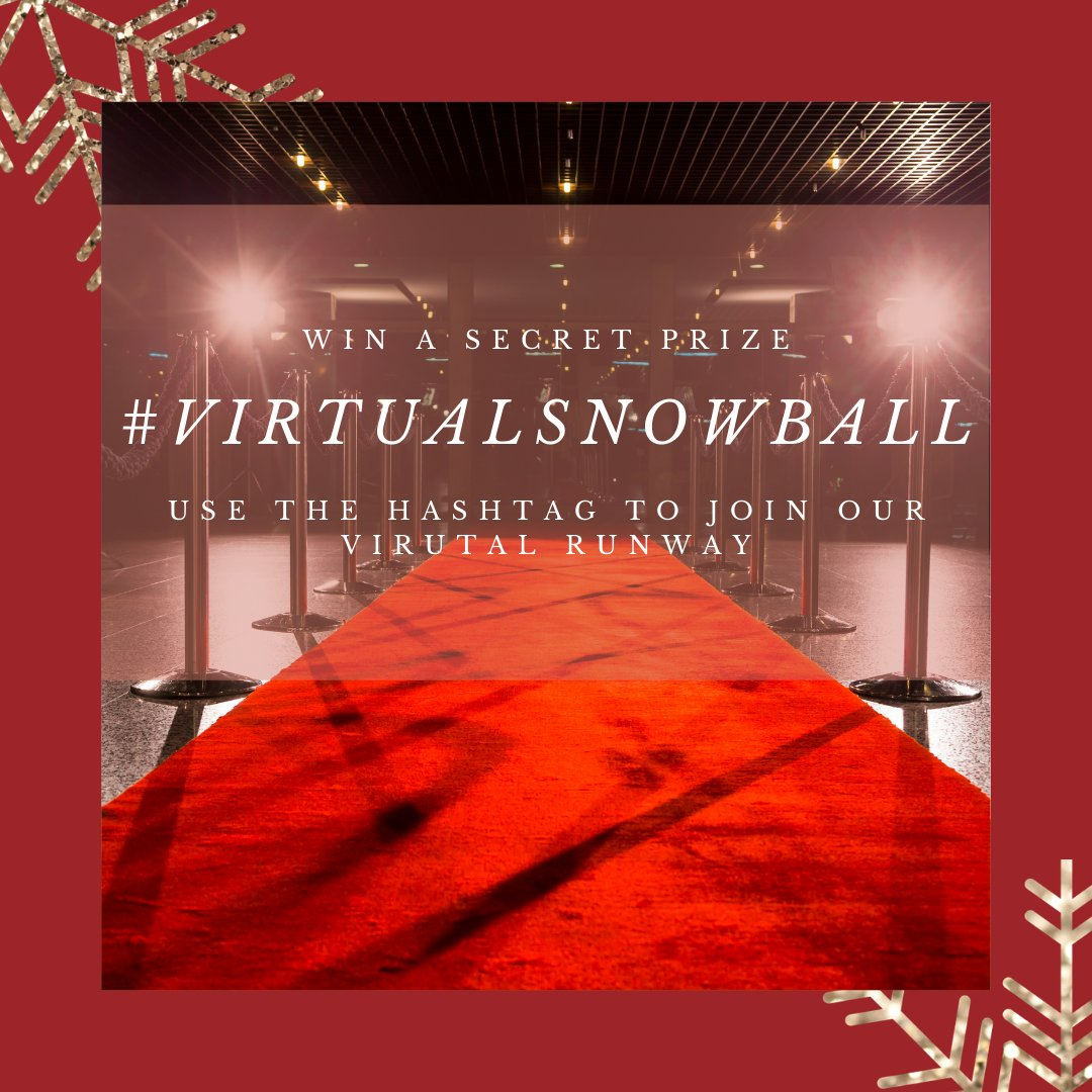 ***WIN A SECRET PRIZE***  Join our Virtual Runway and you could win! Post a fashion selfie photo or video with #VirtualSnowBall to win a secret prize 🙌   Join us for the big show at  today at 6PM.  #Fashion #Drag #Prizes #EndtheEpidemic #GiveLocal #ATX