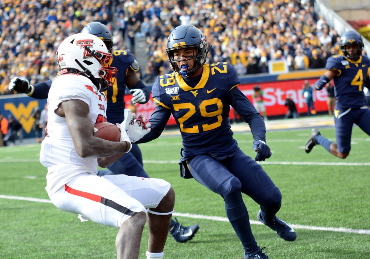 Another decision is down for a #WVU senior with Sean Mahone returning and we take a look at each of them so far as well as what's left https://t.co/1OG47We9r8  Discuss on The Blue Lot: https://t.co/ZKGxTfBeMp https://t.co/WTXkqXyOPC