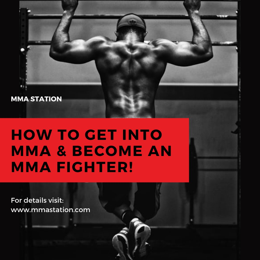 How to Get Into MMA & Become an MMA Fighter!  For more details visit:  #fit #motivation #bodybuilding #fitfam #training #gymlife #gymmotivation #fighter #rmmareview #mmanews #becomefighter #trainer