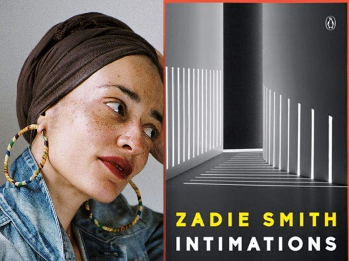 Book #3 of 2021 had been my first read of anything written through COVID-19 I believe. I also haven't read any of Zadie Smith's previous work but really enjoyed #Intimations. Will be seeking out more of Zadie's words and essays. 🙌🏻 📚  #BookClub #BookRecommendations