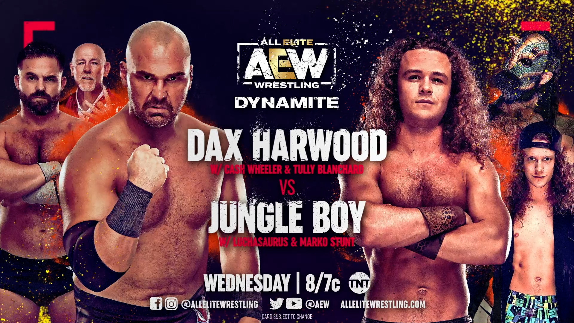 Internal Excitement Over Match On Tonight's AEW Dynamite