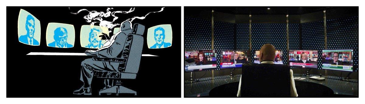 From comics to screen - The Kingpin of crime @vincentdonofrio   #Daredevil #SaveDaredevil