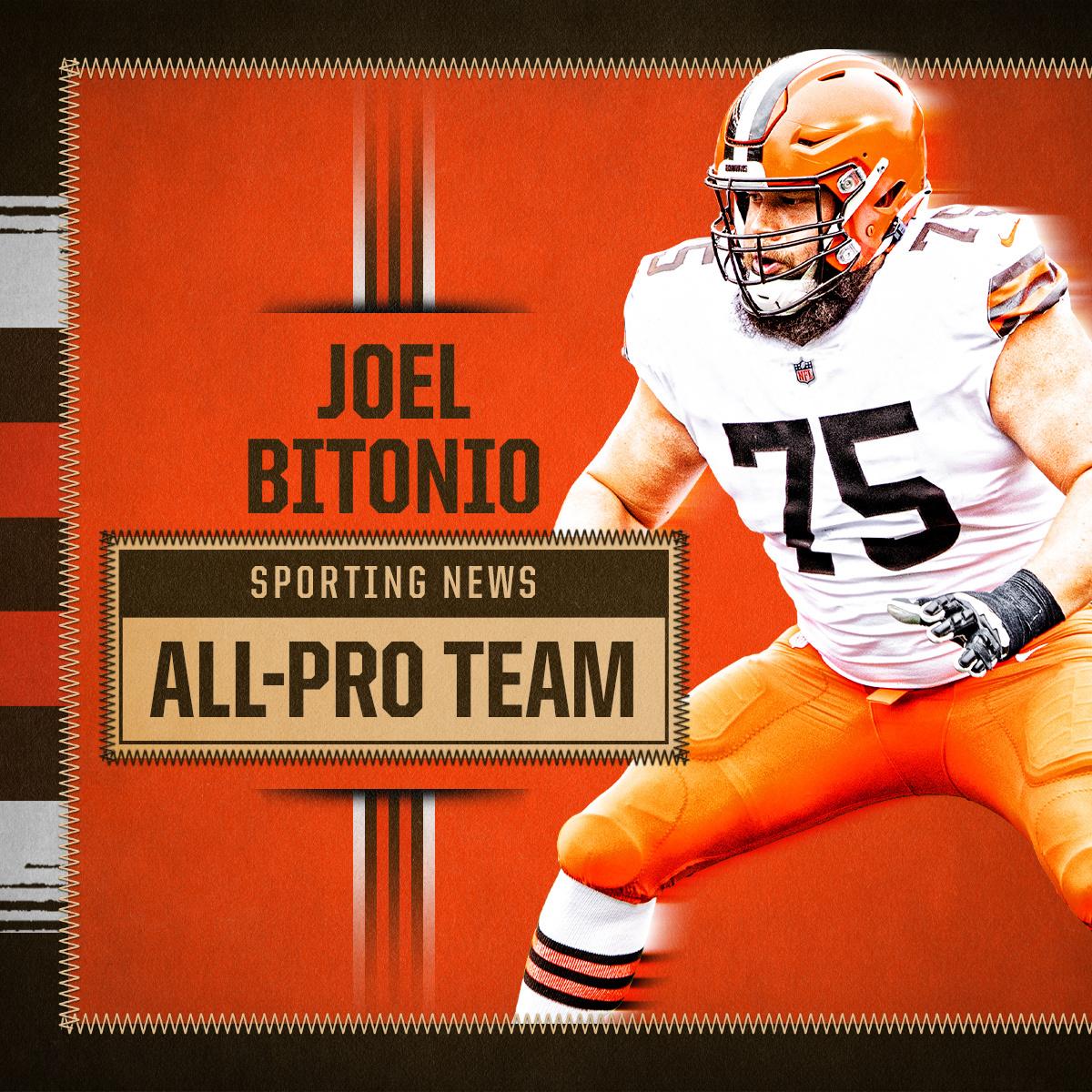 More All-Pro honors for Joel Bitonio and Myles Garrett  📰 »