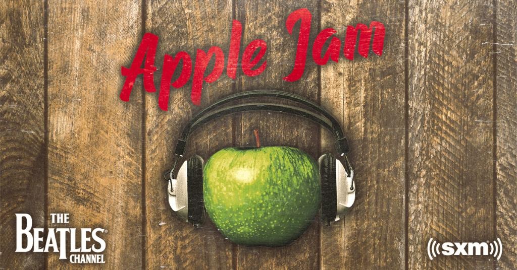 Join Hosts David Fricke and Tom Frangione for 'Apple Jam': A show dedicated to the music and artists of Apple Records, including @JamesTaylor_com, @Badfinger_Offcl, and many more. Listen now on @thebeatles Channel: