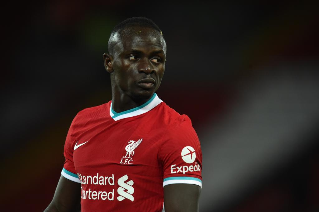 Sadio Mane started playing in the Premier League in 2014.  He signed for Liverpool in 2016.  This is the first time he's lost a league game at Anfield 🤯