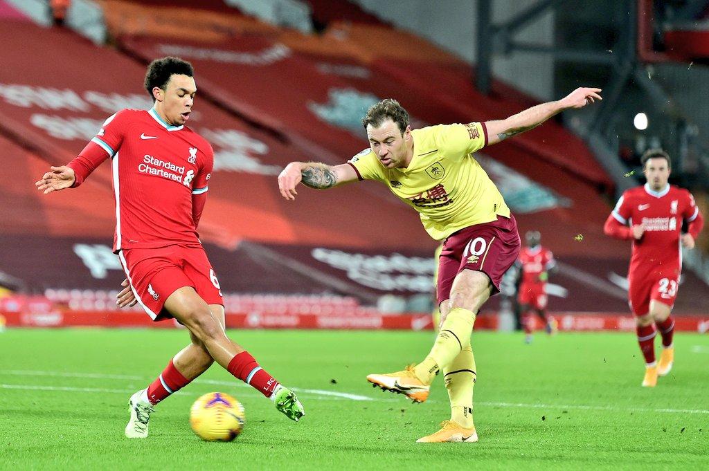 Burnley's shock, Liverpool 6 points behind Man Utd