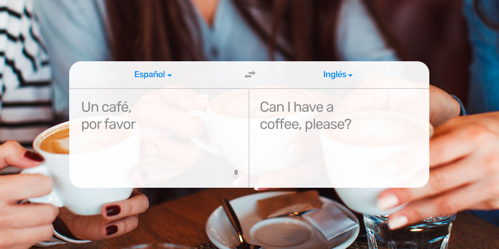 How do you say in Spanish...? 🗣️  It's cold, or maybe too early, but in any case, you are longing for a cup of coffee. ☕ So you enter a cafeteria and... how do you order one? Easy! 👇 Note there are several options: 1️⃣ Un café, por favor 2️⃣ ¿Me pone un café, por favor?