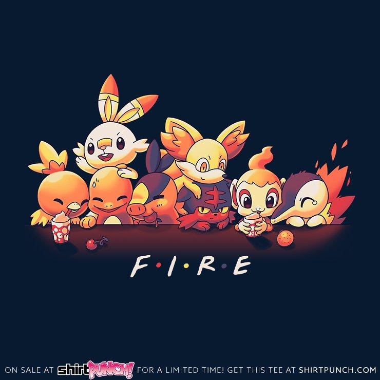 Fire Friends - Today at https://t.co/StAJzLk0XV https://t.co/pWYlKhjfLt