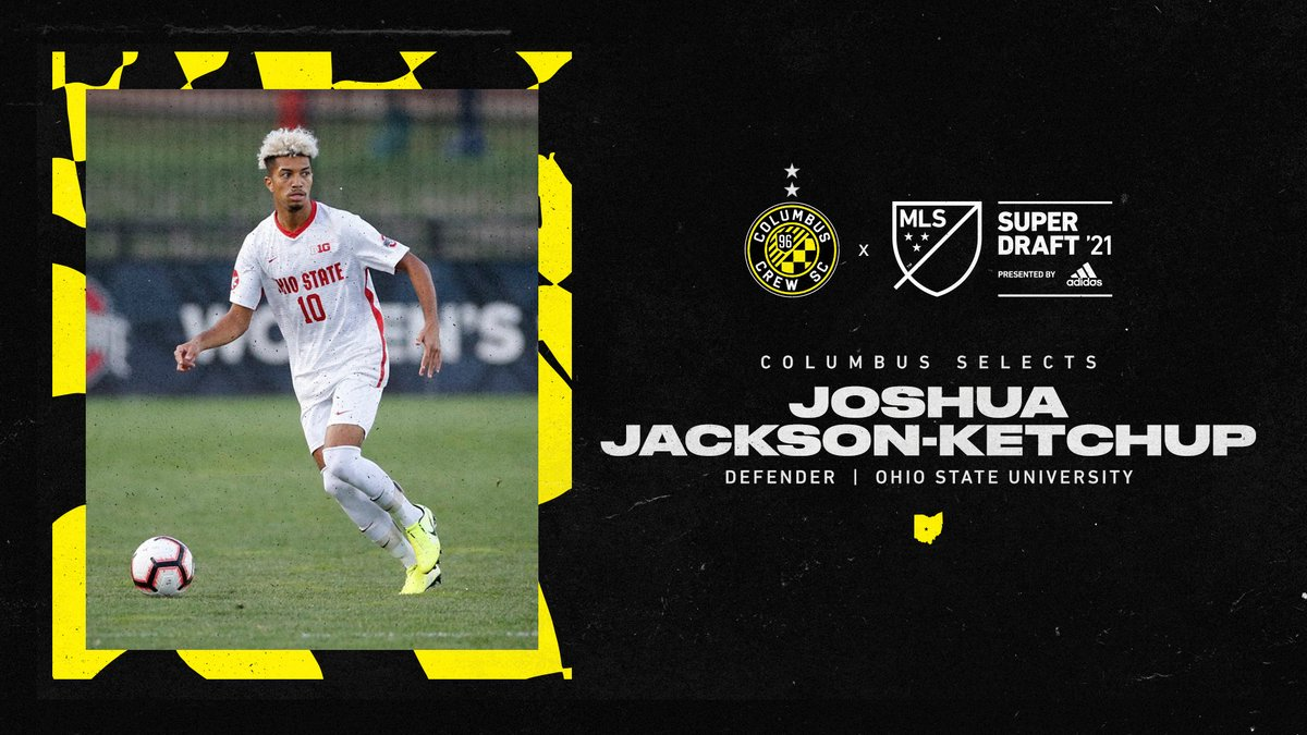 #ForColumbus.  We've selected @OhioStateMSOC's @Jaxon305 with the 52nd overall pick.   #SuperDraft | @adidassoccer