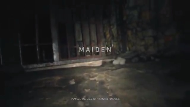 Delve into the mysterious Resident Evil Village demo, Maiden, available on PS5 later today. More RE Showcase details: