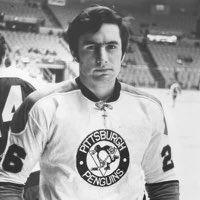 #OTD in 1975 at the #Montreal Forum the #NHL held their 28th All Star Game. The Wales Conference defeated the Campbell Conference 7-1 in front of 16,080 fans. #Pittsburgh Syl Apps was the #MVP scoring 2 goals. #Penguins #LetsGoPens #NHLTwitter