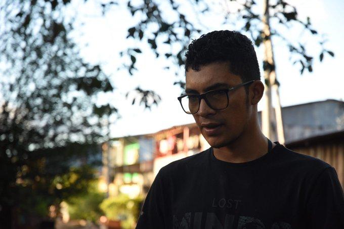 - @murciahuertasmp de @MutanteOrg y @sinaralvarado contaron la historia de Felipe Henao, un joven que creó un proyecto de comunicación y educación ambiental en Guaviare y que está amenazado por ello 👉