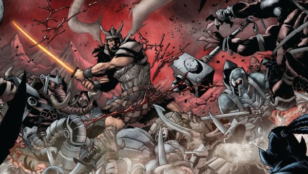 Conan is mad and uncontrollable in Conan the Barbarian #18 preview gamesradar.com/conan-the-barb…