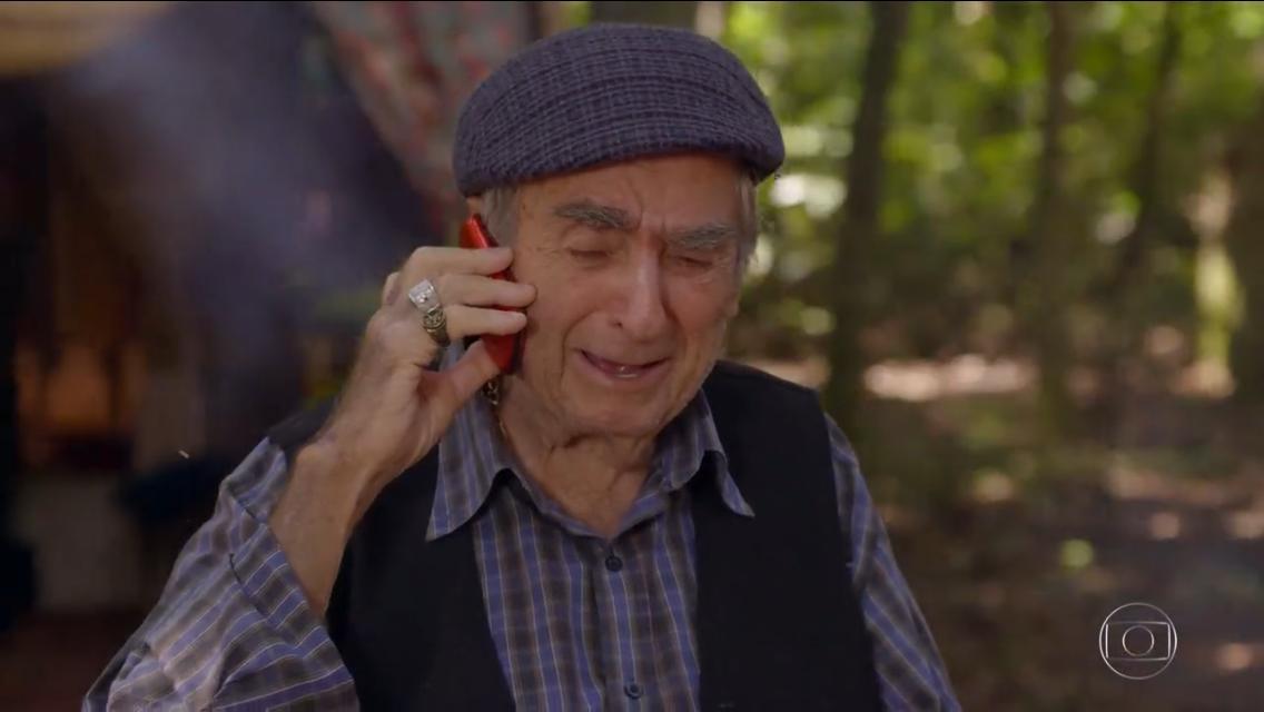 @RedeGlobo Que saudade do eterno Elias Gleizer ... um excelente ator 😔🙏🏻 #FlorDoCaribe