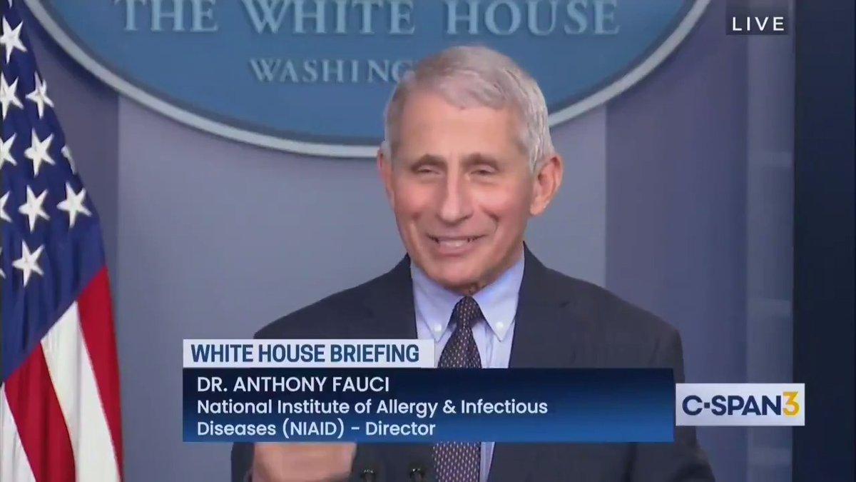 Dr. Fauci UNCENSORED!