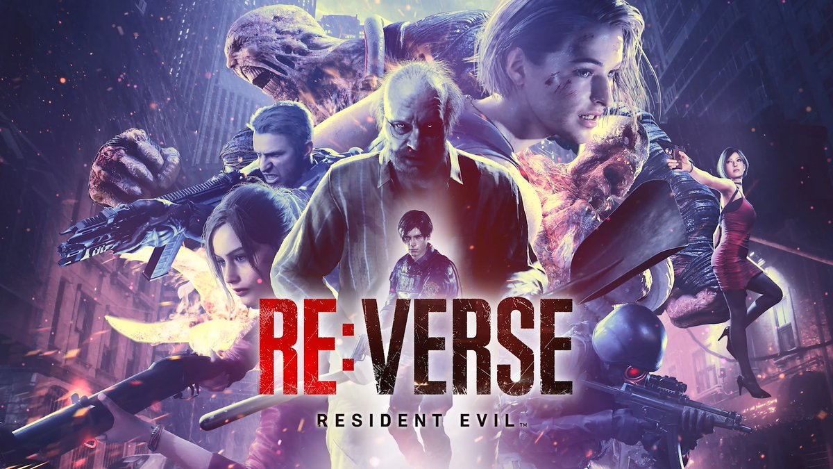 Just announced at #REShowcase, Resident Evil Re:Verse features fan-favorite characters fighting across iconic maps. Get free access with your #REVillage purchase!  LIVE NOW: 🌿