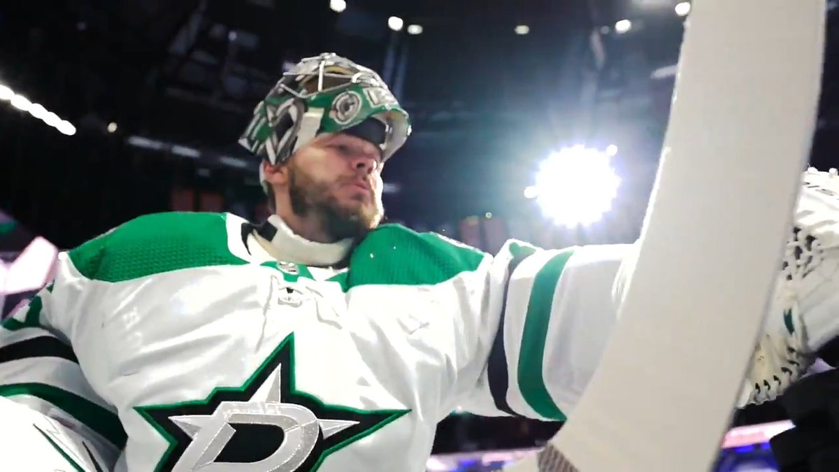 Replying to @DallasStars: Unfinished business endures. #GoStars