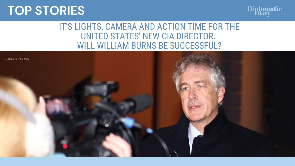 William Burns instructed at WIDA, served as deputy Secretary of State, and was ambassador to Russia and Jordan. Read more  https://t.co/uL1GCKHDeM #burns #ciadirector #currentevents #departmentofstate #bidenharris #presidentialtransition #inauguration #diplomat #diplomacy https://t.co/N2hWv6y9Hn