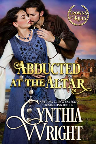 CynthiaWright1 's        ABDUCTED AT THE ALTAR   #Historical #Romance #BookRecommendations #BookReview #youtubevideo  written  #purchase