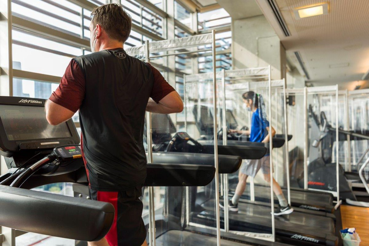 Let the Fitness Center pros keep you on track with your resolution to get fit and trim in 2021:  #fitness #wellness #bodyandmind #weightlosschallenge #fitnesscenter #newyearnewyou #health #exercise #diet