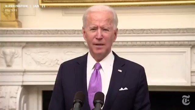 President Biden on Thursday signed executive orders aimed at combating Covid-19, including new requirements for masks on interstate planes, trains and buses and for international travelers to quarantine after arriving in the U.S. https://t.co/VxptrWaNJv https://t.co/RBf50Q7CjC