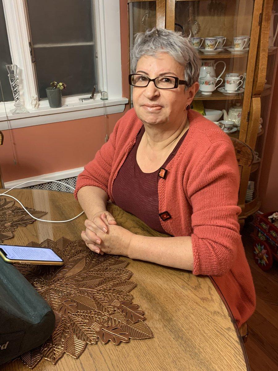 Margarita Restrepo, trabajadora de limpieza, compartió con nosotros su experiencia con la vacuna del COIVD-19!  @32BJSEIU https://t.co/eWOvQgs2f5