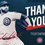 Good luck to Tyler Chatwood in Toronto!