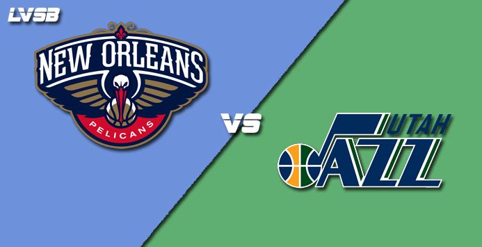 Utah is 5-0 ATS Last 5 Games - Las Vegas NBA Odds, Injury Report & Free Predictions New Orleans #WontBowDown at Utah #TakeNote Jazz - https://t.co/4vRxJJ227U https://t.co/u201UxBgzJ