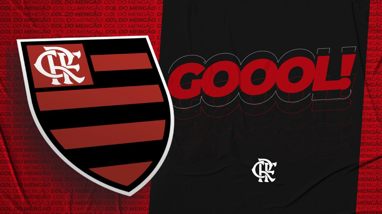 GOOOOOOOOOL! Pepê marca para o Flamengo e amplia o placar