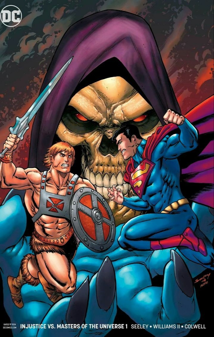 @caveman696969 @pheltzcomics @Lena58265425 @WolverSteve @Poppa1973Poppa @RegAndy76 Thanks for the mention Captain #Injustice vs #MastersofTheUniverse