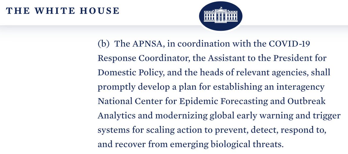 Major news for anyone in the field of outbreak analytic response.  👇 https://t.co/Qg8q6WvEfw