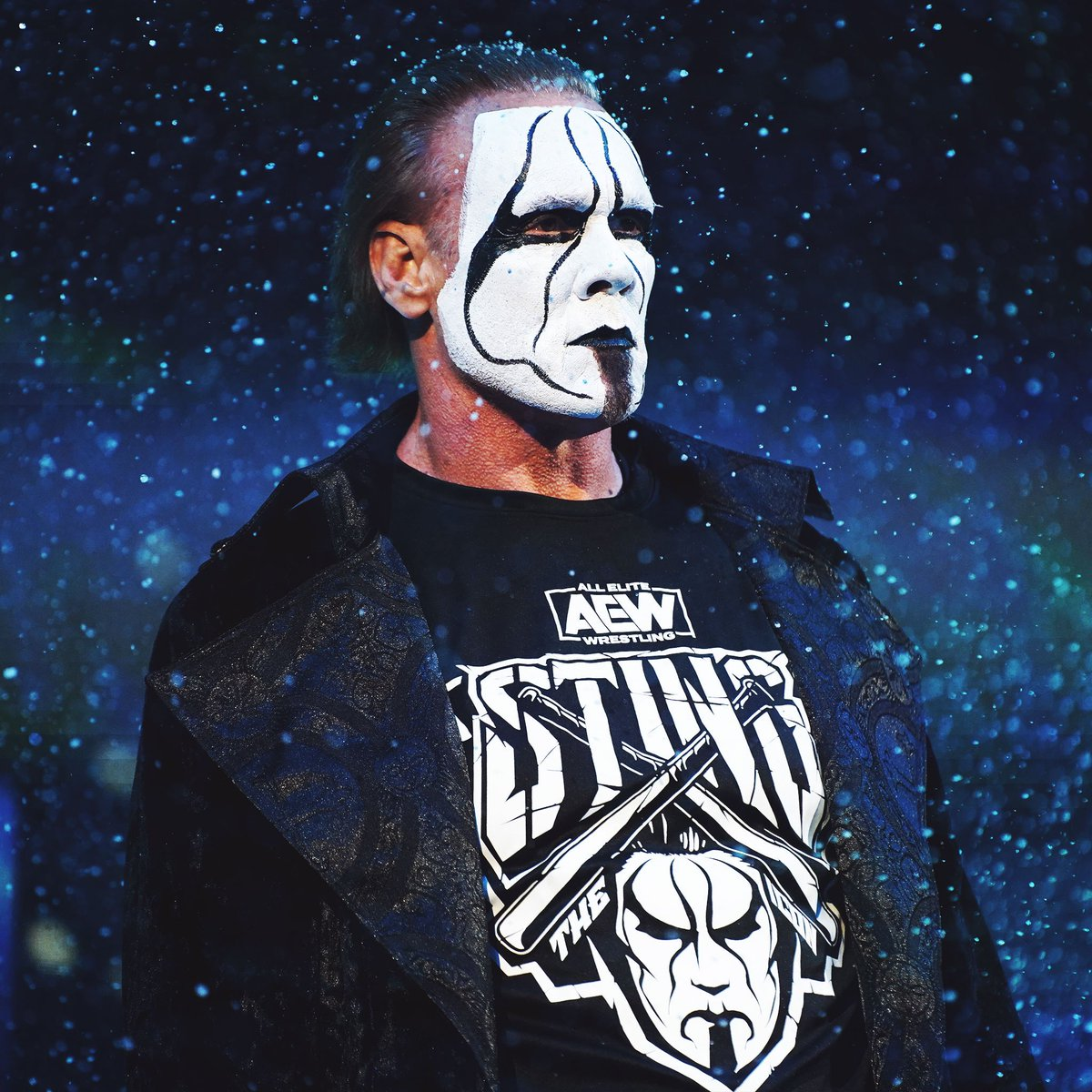 STING IN-RING RETURN 🦂  Sting and Darby Allin will face Brian Cage and Ricky Starks in a street fight at AEW Revolution