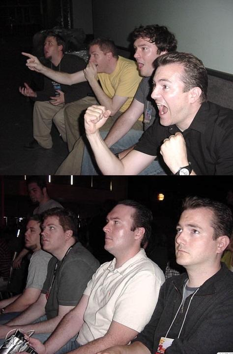 Top: Me seeing #ResidentEvilVillage is coming in May Bottom: Me seeing #ResidentEvilVerse as yet another unnecessary multiplayer mode