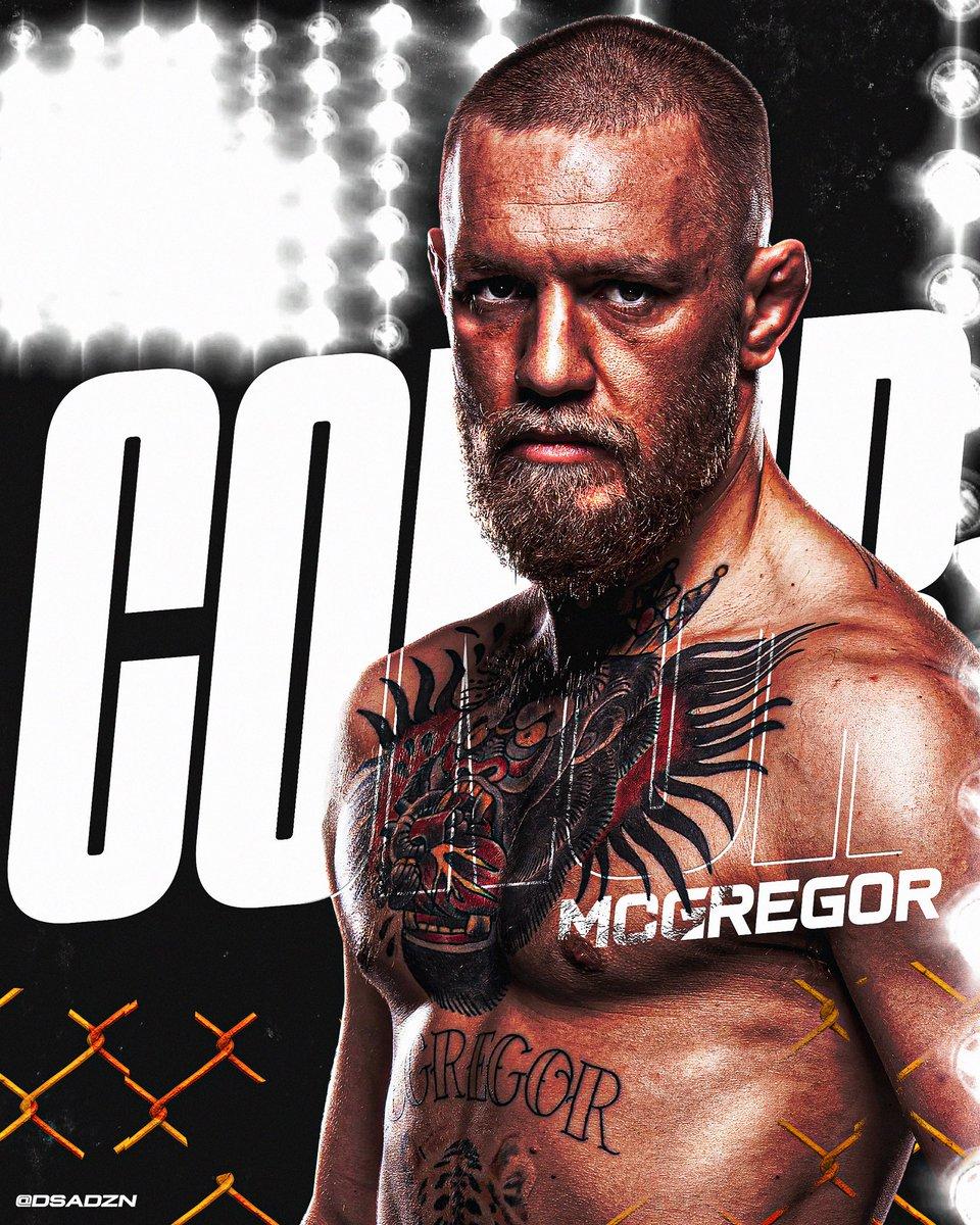 The Notorious 🦁 #UFC257  - #smsports #ireland #UFC