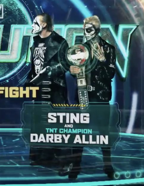 The dream team of dream teams!  I can't believe this is actually happening.🤯🤯  Sting, please be careful.🙏🏼  #AEWRevolution #AEWDynamite  #AEWonTNT #AEW