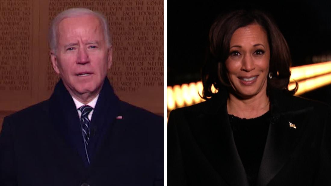 ☑ Biden and Harris push for unity during inaugural special #BreakingNews #cnn #PleaseRetweet ➡