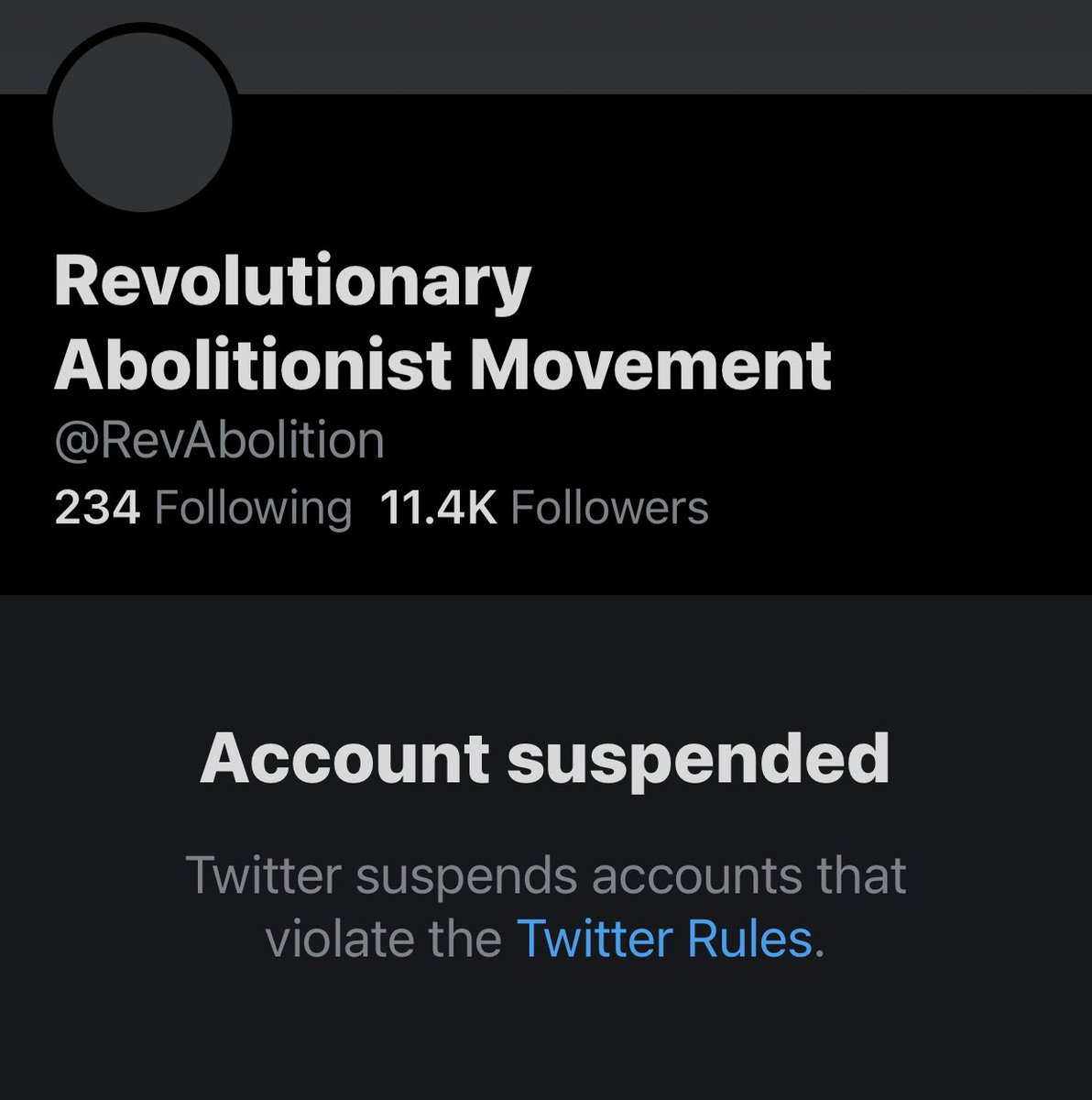 Now that #antifa is being belligerent either as a false flag to act as a way for @theDemocrats to distance themselves from this previous close association of communists or the group is just out of control - ALL OF THE SUDDEN AFTER YEARS OF DOING NOTHING TWITTER DOES SOMETHING
