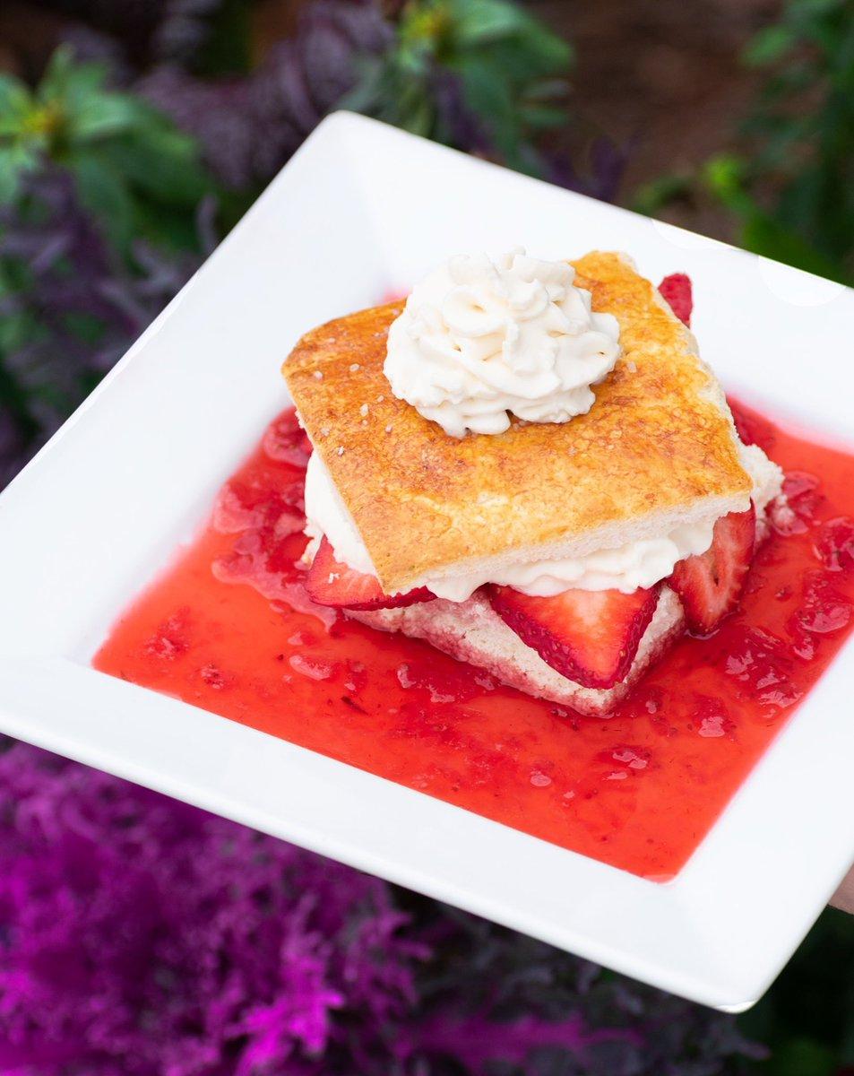 Italian Style Strawberry Shortcake ❤ #letsamore #bhameats #sweet #desserts #cake #strawberry #shortcake #yummy