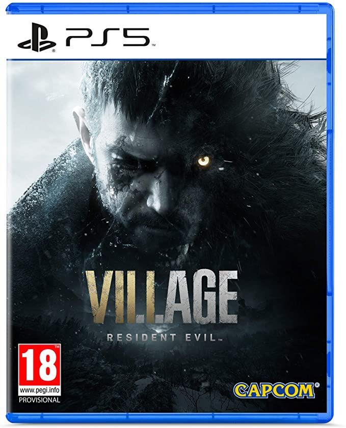 Ojo a la actualización de portada de #ResidentEvilVillage. ¿Se va a convertir Chris en un hombre lobo? 🤯