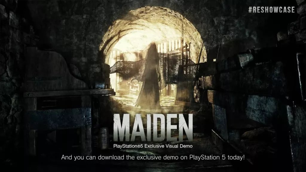 The Resident Evil Maiden demo has been revealed during the Resident Evil Showcase alongside the news that it will be a PS5 exclusive. The demo's story will be separate from the #ResidentEvilVillage and instead prepares us for the horror to come.
