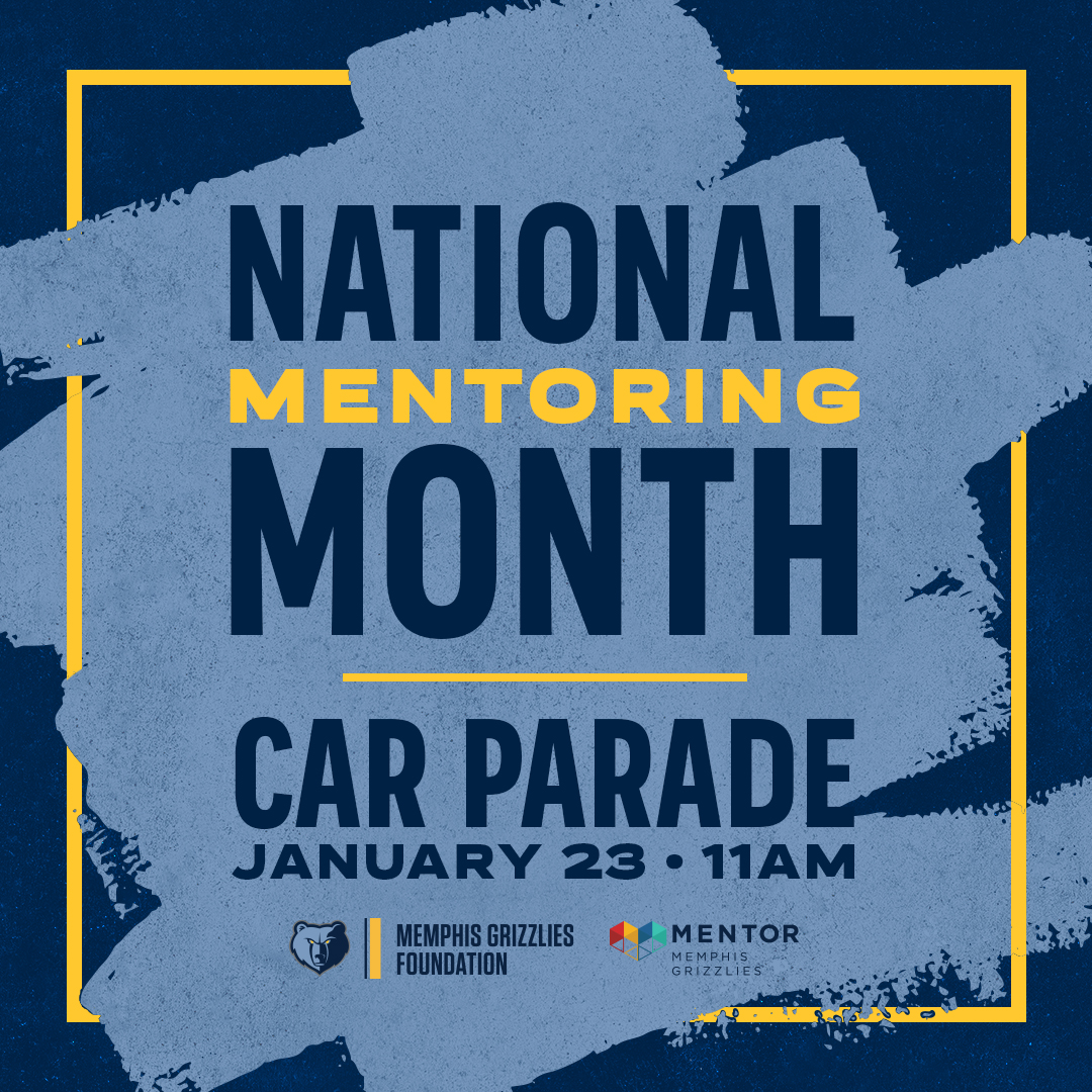 Since our mentors & mentees can't get together in person for National Mentoring Month, we're having a car parade, and you can join us! #MentoringMatters   Details: